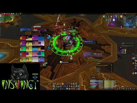 Instinct vs. Zul Mythic (Resto Shaman PoV) Thumbnail
