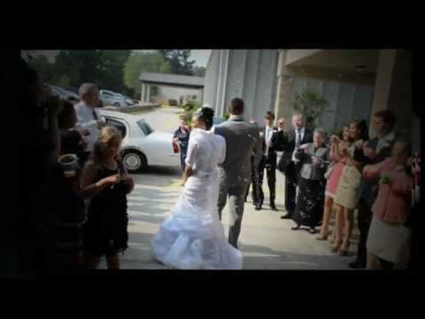 Courtney and Michael Cooper Wedding by Donald Douglas Photography