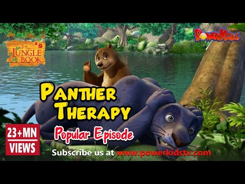 The Jungle Book Panther Therapy