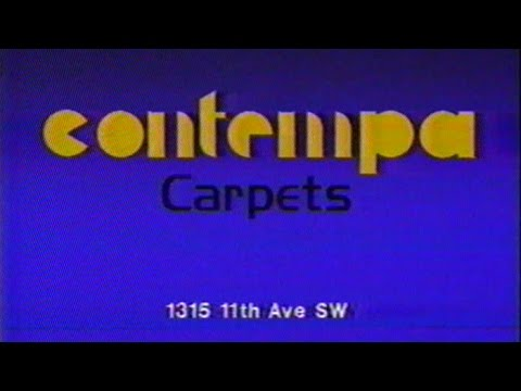 Contempa Carpets Commercial, Oct 3 1987