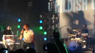 "Childish Gambino - ""Freaks and Geeks"" (Live in Los Angeles 11-12-11)"