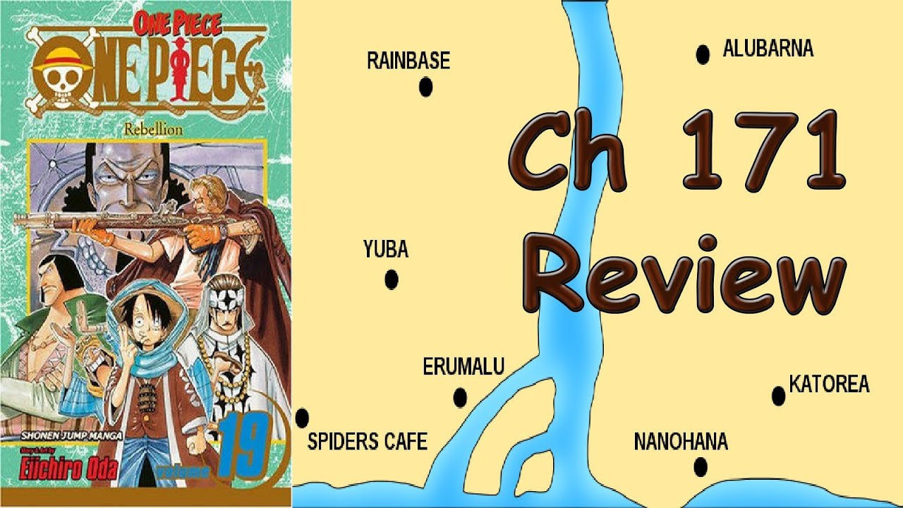 One Piece Chapter 171 Review - Koza, Leader Of The Rebels ...