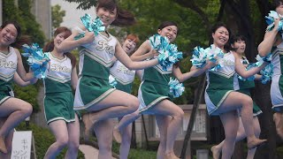 Cheerleading チア 関東学院大学チアダンス部Fits Queen Don't Stop Me Now thumbnail
