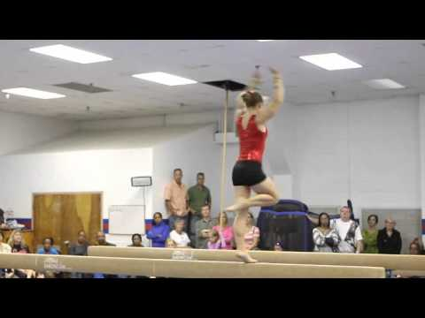 #5 BGA Gymnastics In-House Competition Nov 12 2011