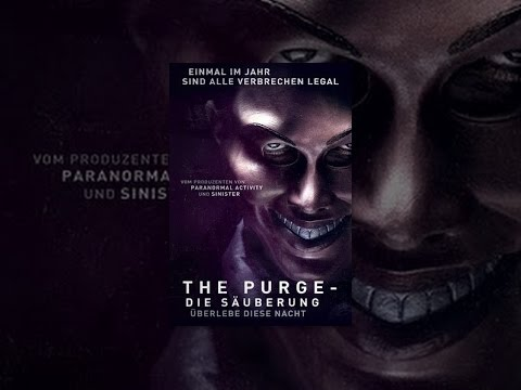 The Purge -- Die Säuberung (OmU)