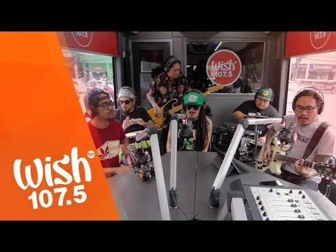 "The Chongkeys perform ""Pasyal"" LIVE on Wish 107.5 Bus"