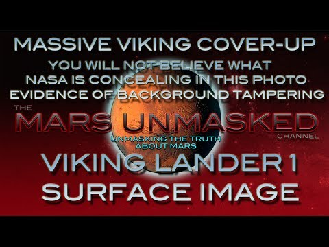 Viking Lander Massive Cover-up NASA IS HIDING SOMETHING!! YOU BE THE JUDGE