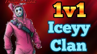 So I did 1v1s with the Iceyy clan....                                (Fortnite Battle Royale)