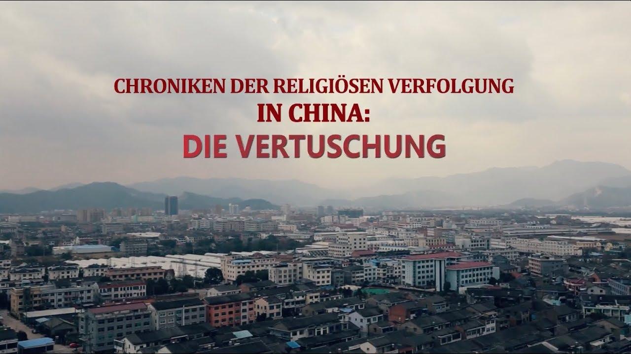 Chroniken der religiösen Verfolgung in China – Die Vertuschung | Trailer