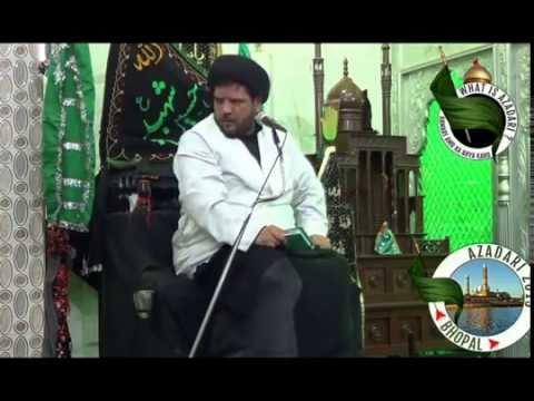 Muharram ka Roza Kyon ? - Maulana Syed Murad Raza Sb.