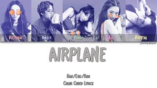 Video F(X) - AIRPLANE [Color Coded Han|Rom|Eng] download MP3, 3GP, MP4, WEBM, AVI, FLV Agustus 2018