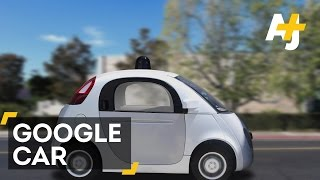 Driverless Google Car Pulled Over By Police