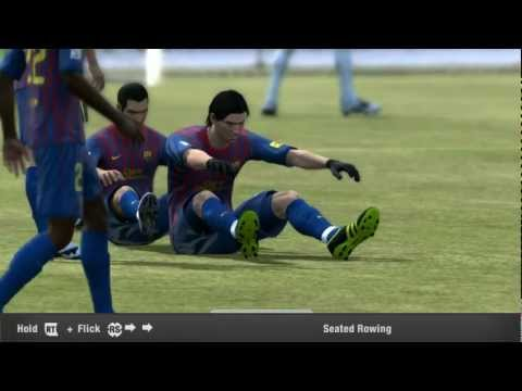 Fifa 12 Virtual Pro Celebrations (all 42) HD
