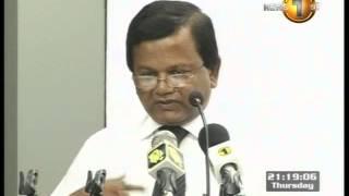 Upul Jayasuriya on Law