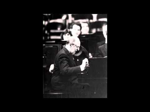 Vladimir Horowitz live in Paris 1985 (Scarlatti, Schumann, Scriabin, Schubert, Liszt, Chopin)