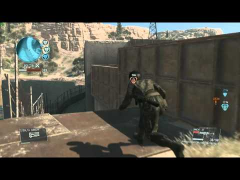 MGO3 PC Beta Gameplay (Comm Control)