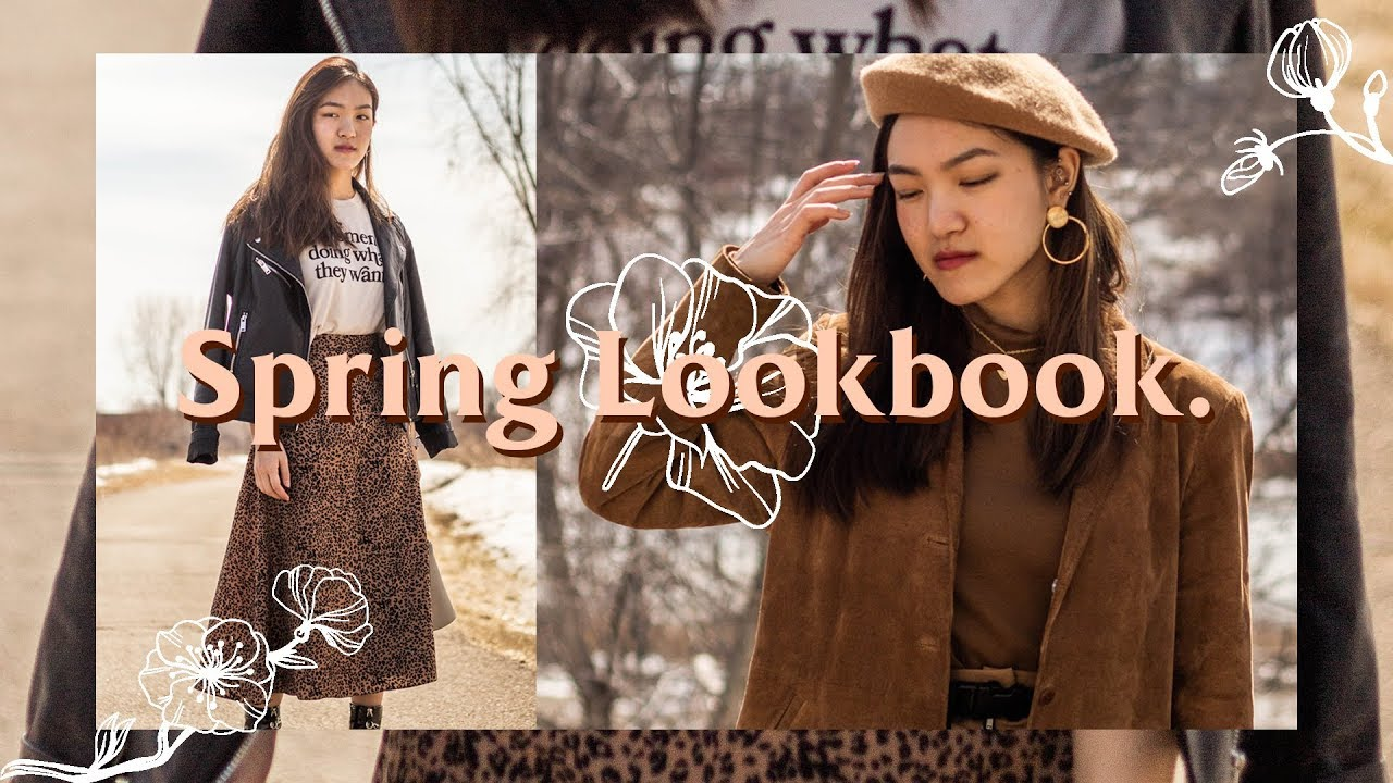 [VIDEO] - Spring Outfits Ideas | Spring Lookbook 2019 6