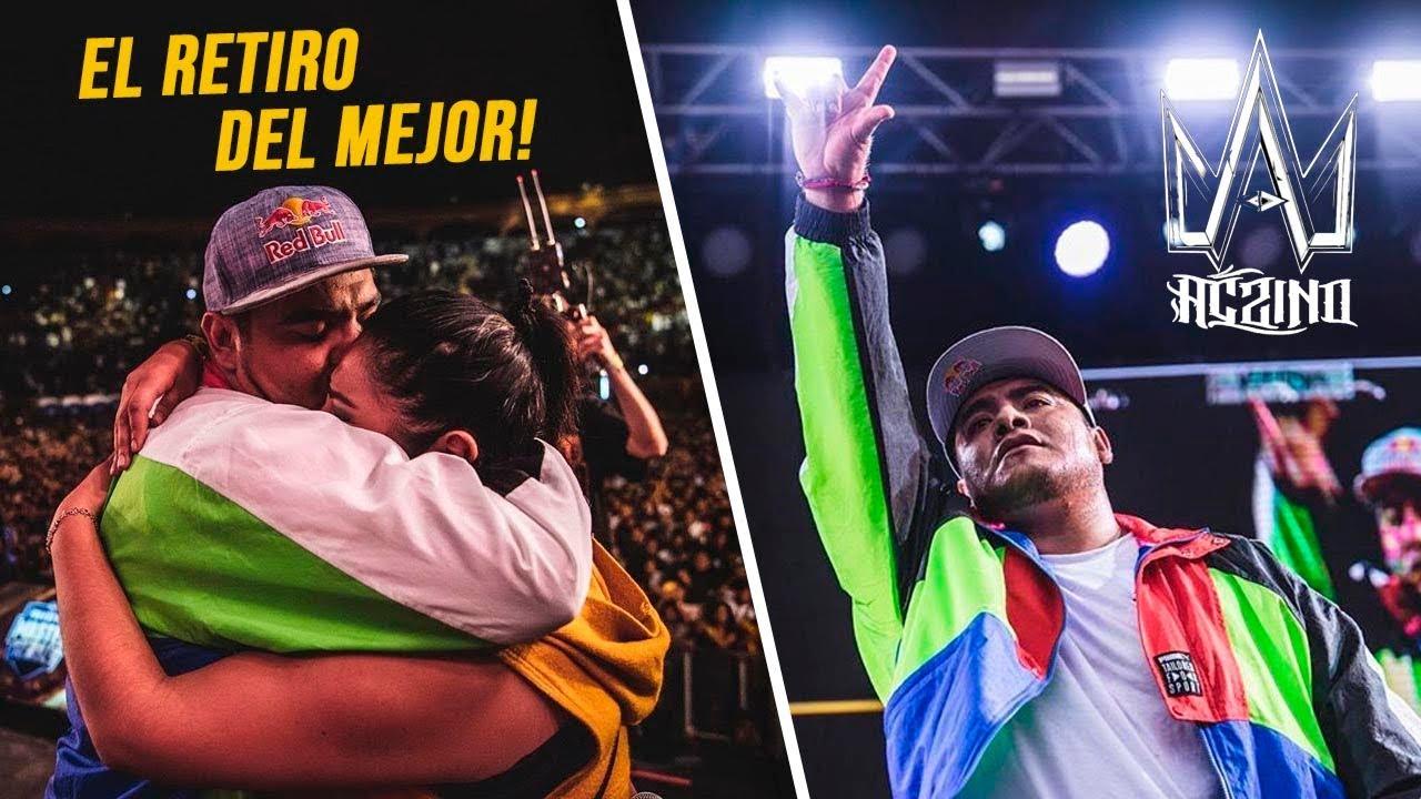 Download Lo MEJOR de ACZINO en su ÚLTIMO DÍA - ¡El mejor de la historia!   GRAN FINAL FMS Internacional 2020