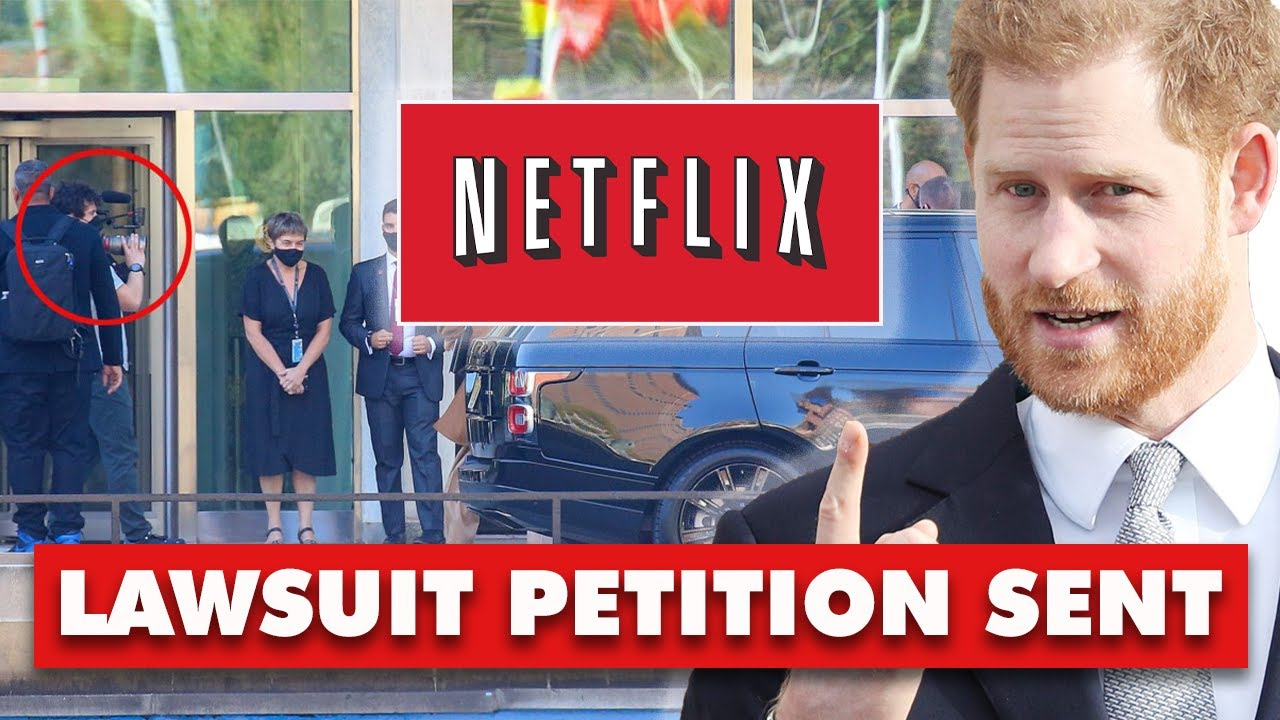 Download DONE! Harry & Meghan Flatly Sued For TAPING SENIOR OFFICIAL Without Permission To SELL TO NETFLIX