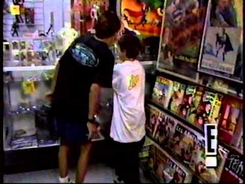 NEWS STORY: DEATH OF SUPERMAN 1992 GOLDEN APPLE COMICS JACK LARSON NOEL NEILL