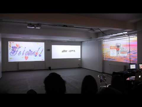wjs - Systaime - performance web art@Transnomades 2013