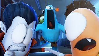 Spookiz | Fight | 스푸키즈 | Funny Cartoon | Kids Cartoons | Videos for Kids