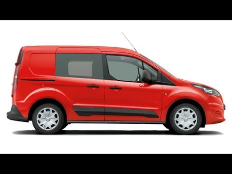 ford transit connect l1 dciv doppelkabiner van. Black Bedroom Furniture Sets. Home Design Ideas