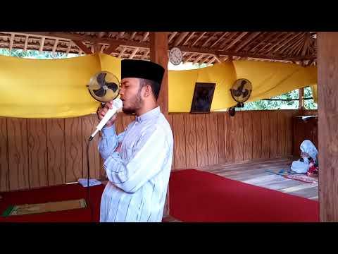 Adzan Versi Syaikh Misyairy Rasyid Al 'Afasy
