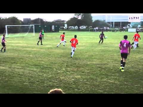 Portsmouth ECFA vs Southdowns - 1st Half Footage