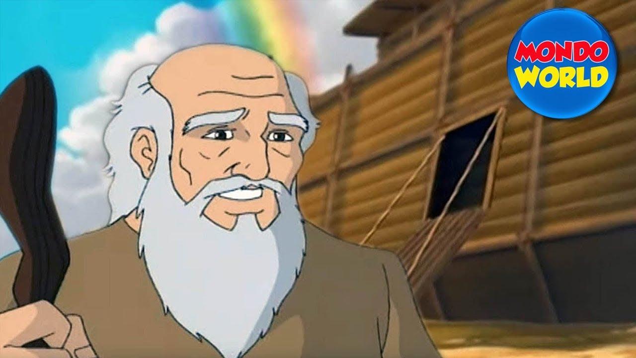 ARCHE DE NOÉ partie 2 dessin anime | Ancien Testament | La Bible pour les enfants | VF