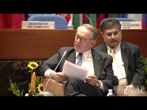 ESCAP 69th Commission Session: Ministerial Panel on Sustainable Development