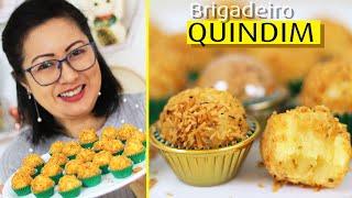 Brigadeiro Gourmet De Quindim