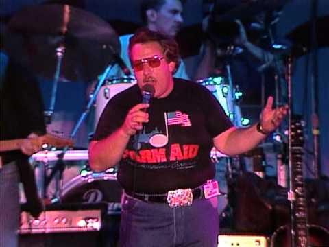 John Conlee - Rose Colored Glasses (Live at Farm Aid 1986)