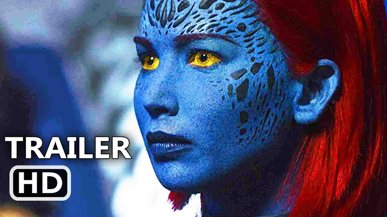 X Men Dark Phoenix Official Trailer 2019 Jennifer Lawrence Jessica Chastain Movie Hd