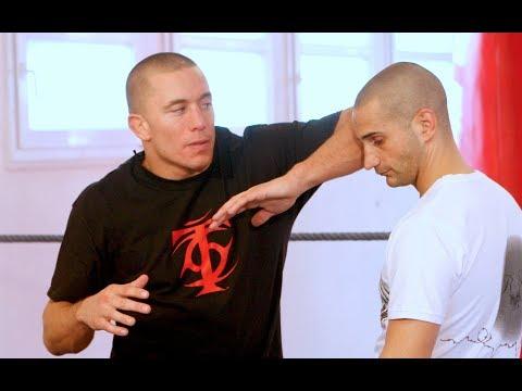 GSP Training MMA - Coups spéciaux (Superman Punch etc.)