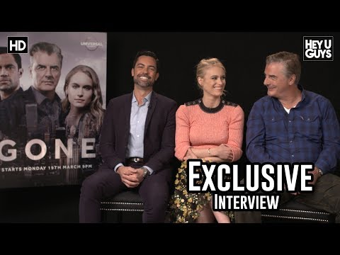 Chris Noth, Danny Pino & Leven Rambin - Gone Exclusive Interview