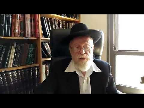 הרב דב ליאור: