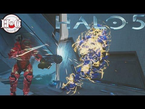 Halo 5 Gameplay Video 36 Super Fiesta