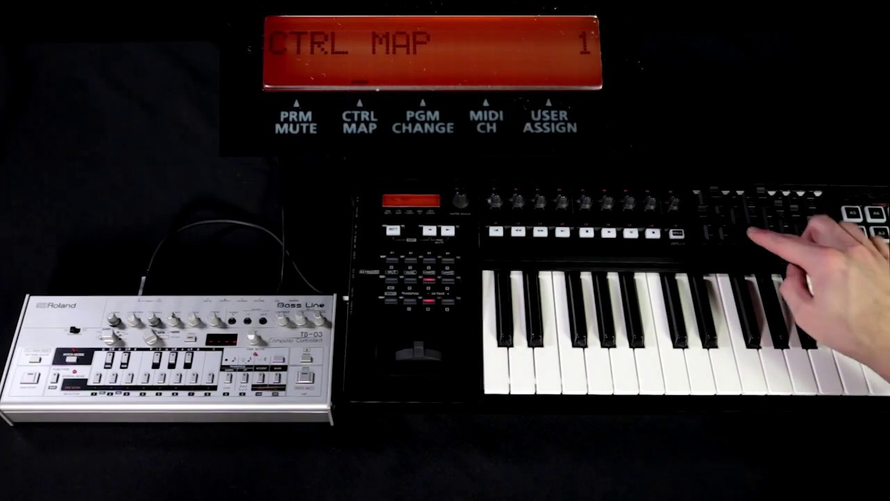 Get The Most Out Of Your Roland Boutique with Midi Mapping
