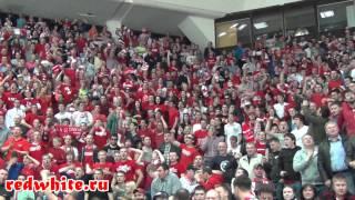 Шиза на финальном матче кубка Харламова: цкг vs Спартак 2:3
