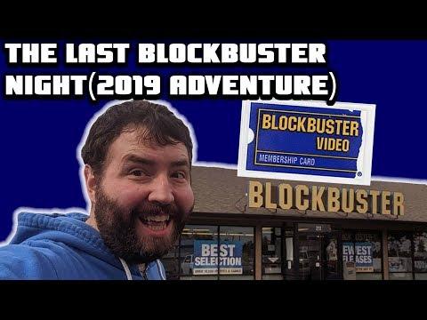 The Last Blockbuster Night (2019 Adventure) - Adam Koralik