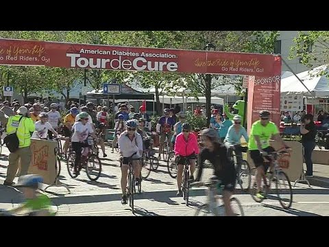 Tour De Cure Changing Lives