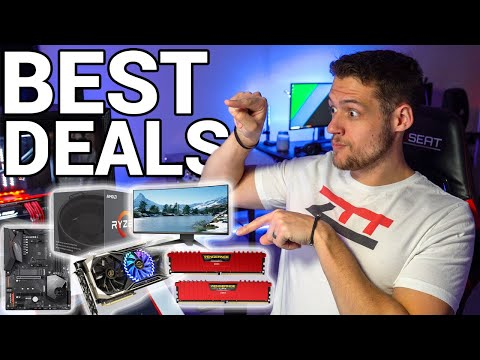 Best Black Friday Deals For PC Gamers!