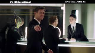 MEN IN BLACK: INTERNATIONAL -  In Cinemas June 12