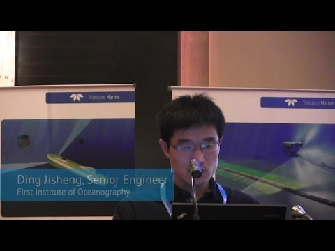 UTS14 Quiandao Lake, professor Ding Jisheng