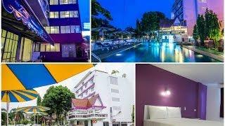 видео Отель Z by Zing в Паттайе. Новый недорогой отель на пляже Джомтьен