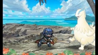 Thoughts on Flashing Blade + Spd Ploy 3 seals and Masked Marth - Tempest Trials Sweet Dreams