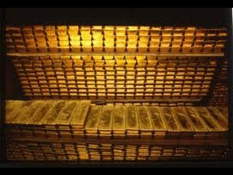 15 000 Tons Of Central Bank Gold Are Missing According