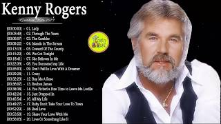 Kenny Rogers Greatest Hits Full Album - Best Of Kenny Rogers