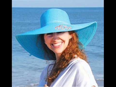 71cfee2838137 Summer Beach Hats - YouTube
